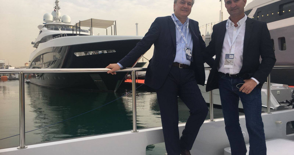 Dubai International Boat Show 2018 y 1st Dubai International Superyacht Summit