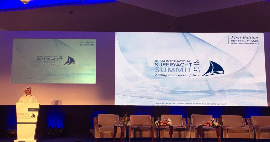 Dubai International Superyacht Summit