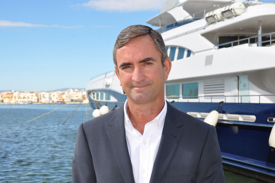 Marc Colls, general manager of Port Tarraco