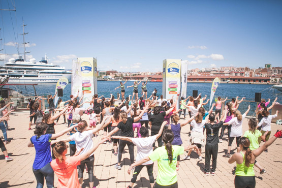 port tarraco sunset festival crew events Diumenges